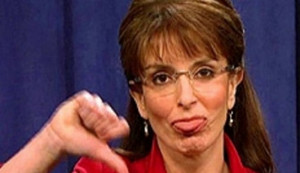 Tina Fey Is Once Again Targeted by Sarah Palin