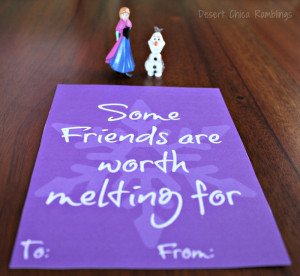 Some friends are really worth melting for.