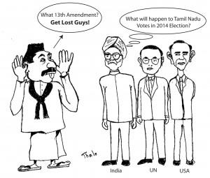 Feb Cartoon - No more 13 th amendment