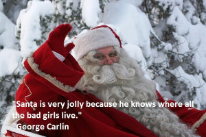 ... Xmas!! Santa Claus has the right idea visit people only once a year
