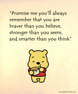 cute winnie the pooh quotes tumblr