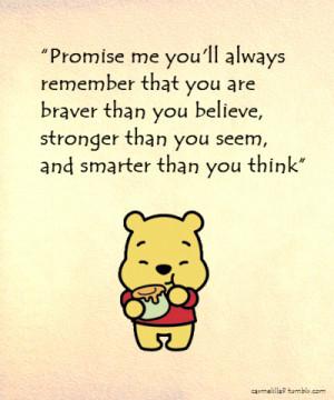 cute winnie the pooh quotes tumblr