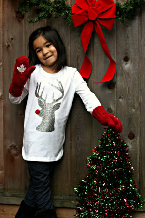Sew-Creatives-Hipster-Rudolph-The-Red-Nosed-Reindeer-Hipster-Shirt ...
