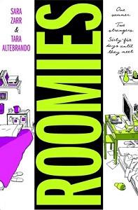 Review: Roomies by Sara Zarr & Tara Altebrando
