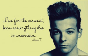 louis tomlinson inspirational quotes