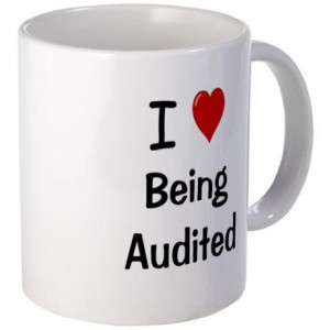 ... Coffee Mugs > Accountant Auditor Gift - Cheeky Audit Quote Mug