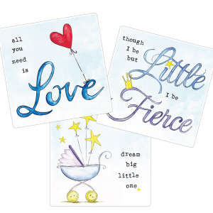 Home > Products > NICU Art Crib Cards - Dream Big Collection