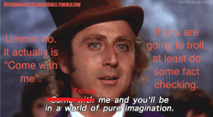 Funny Willy Wonka Captions , Funny Willy Wonka Pictures , Funny Quotes ...