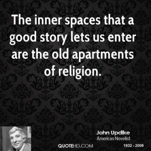 John Updike Religion Quotes
