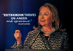(Melissa-Brewer) Tags: quote clinton anger tolerance quotes hillary ...