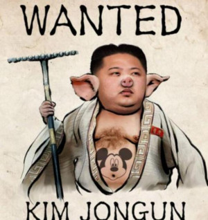 Funniest North Korean Leader Kim Jong-Un's Photo As 'Up's ...