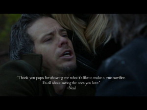 Once Upon A Time Quote S3:15 ...So sad.. I cried through this whole ...