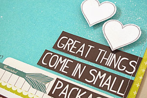 The Story of Small Packages