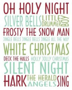 Christmas Hymn Quotes. QuotesGram