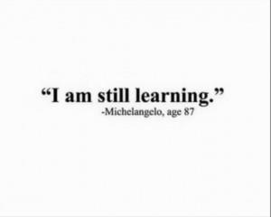 michelangelo famous quotes