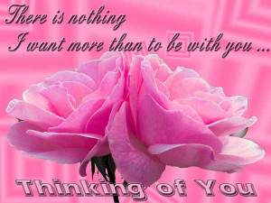 Thinking of you Image Quotes And Sayings
