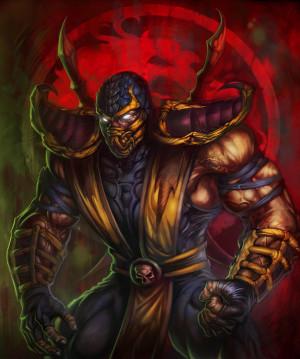 mortal kombat scorpion mortal kombat x mortal kombat scorpion vs sub ...