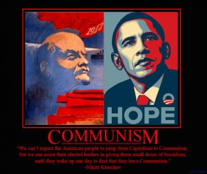 Obama – Communism