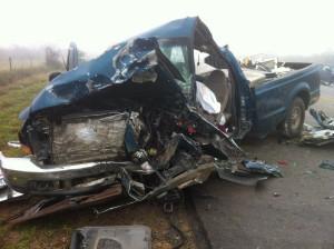 Sad Car Crash Stargazer