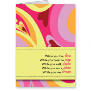 Sobriety Anniversary Greeting Card