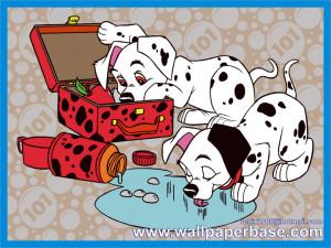 101 dalmatians wallpaper 2