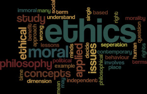Business ethic it has been claimed,is an oxymoron (Collins 1994).By ...