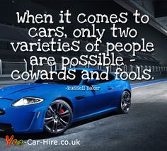 When It Comes To Cars, Only Two Varieties Of People Are Possible ...