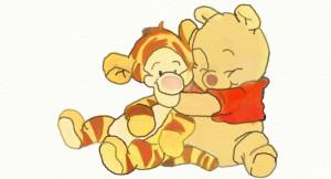 Tigger And Pooh Tigger and pooh by blooberi800