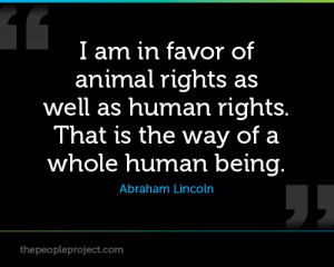 animal rights quotes animal rights q