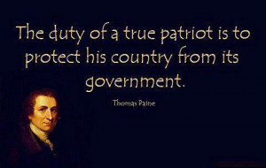 Thomas Paine - Liberty Quotes - Liberty Quote