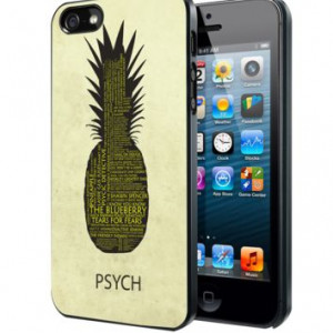 Psych Pineapple Quotes Samsung Galaxy S3 S4 S5 Note 3 , iPhone 4 5 5c ...