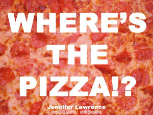 ... feeling in the world than a warm pizza box on your lap. Kevin James