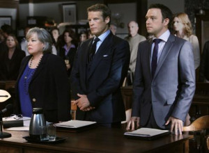 ... -profile murder case to Harry (Kathy Bates) and Adam (Nate Corddry