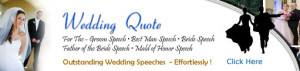 ... wedding speech resources press releases wedding links wedding speech