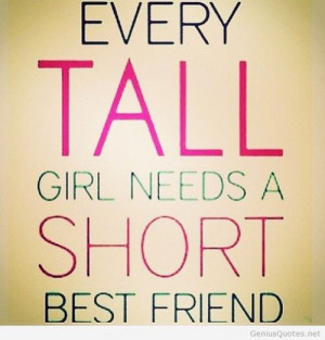Short Girl And Tall Boy Quotes Short girls quotes for tall