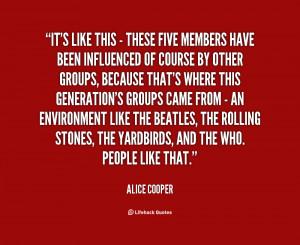 Alice Cooper Quotes