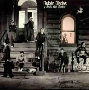 Ruben Blades Son Del Solar Amor Y Control Salsa Timbal Conga
