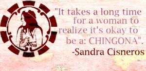 Sandra Cisneros author