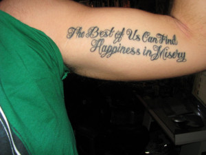 Fall Out Boy Tattoos. Real Deep Love Quotes. View Original . [Updated ...