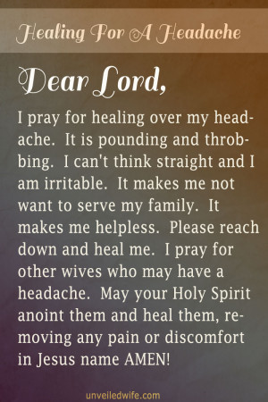 Healing Prayers Quotes
