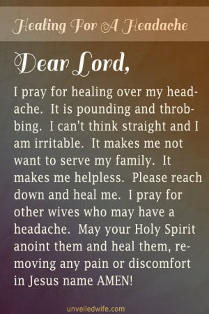 Catholic prayers for marriage healing