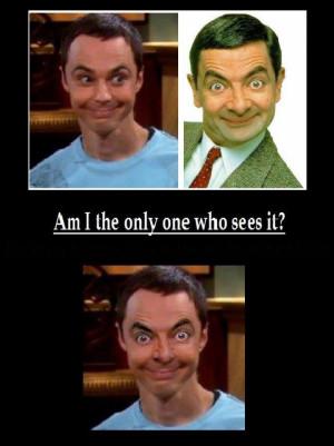 Sheldon Bean Cooper!