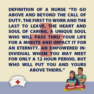 25+ Cool Inspirational Nursing Quotes