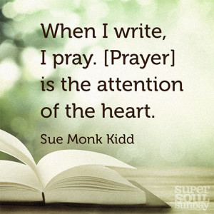 sue monk kidd quote on awakenings