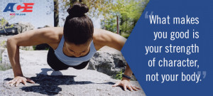 Inspirational Quotes for Loving Your Body from Top Fitness Experts