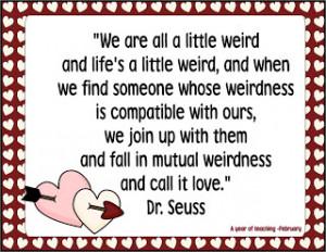 Happy Valentines! my favourite love quotes