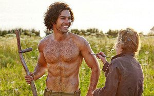 Aidan Turner in Poldark Photo: BBC/PA Aidan Turner in Poldark (BBC/PA)