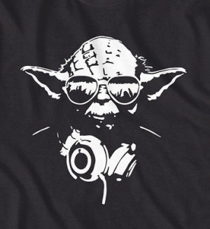 Yoda Funny Star Wars Quote Shirt White Best Tees