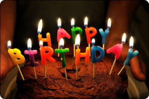 So you're looking for inspirational Happy Birthday quotes for ...