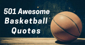 Basketball Love Quotes
